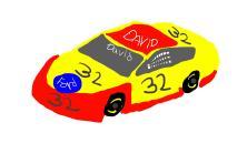 David nascar auto