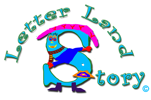 letter land story icon
